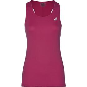 asics Silver Hardloopshirt zonder mouwen Dames, pixel pink